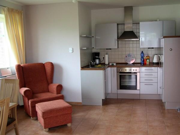 Küche im Haus