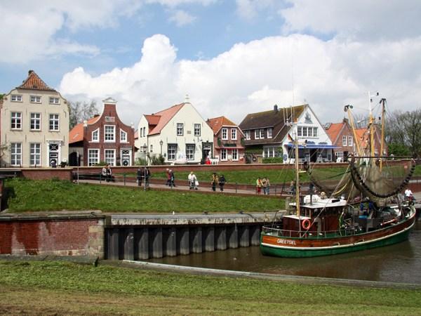 Hinte Hafen