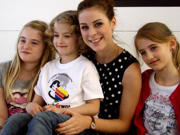 lena meyer landrut - Wunscherfüllung für schwer kranke Kinder in Deutschland