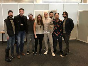 Anna-Sofie mit Linkin Park