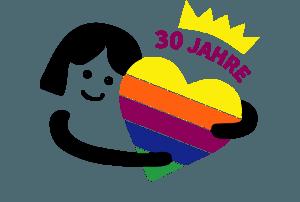 Logo 30 Jahre wünschdirwas