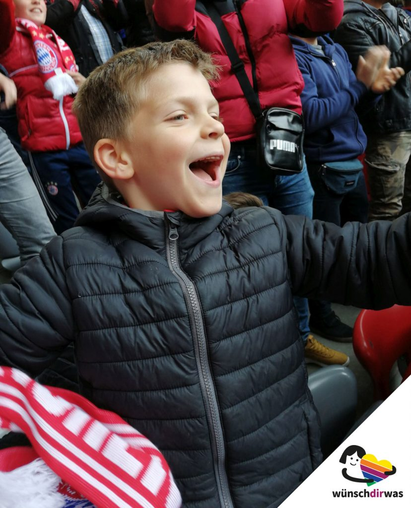 Yannic Torjubel beim FC Bayern München