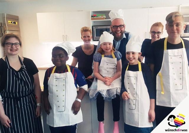 Kochevent mit Thomas Imbusch zum 30 jährigen Jubiläum