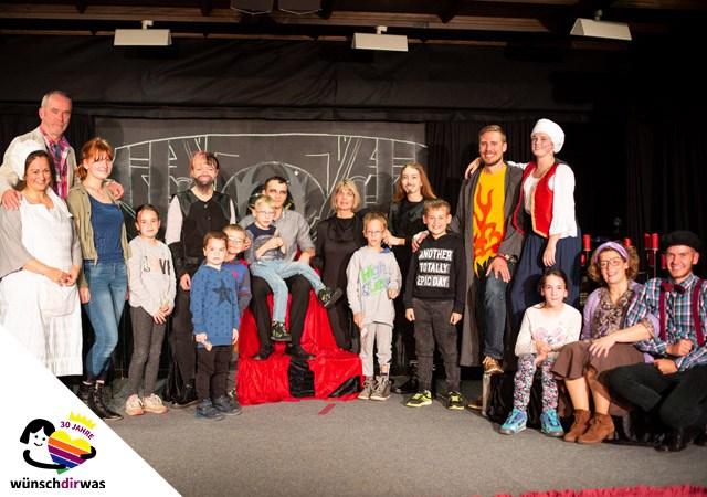 Theater Tintenherz zum 30-jährigen Jubiläum