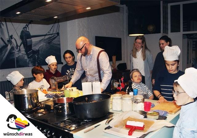 Kochkurs mit Thomas Imbusch