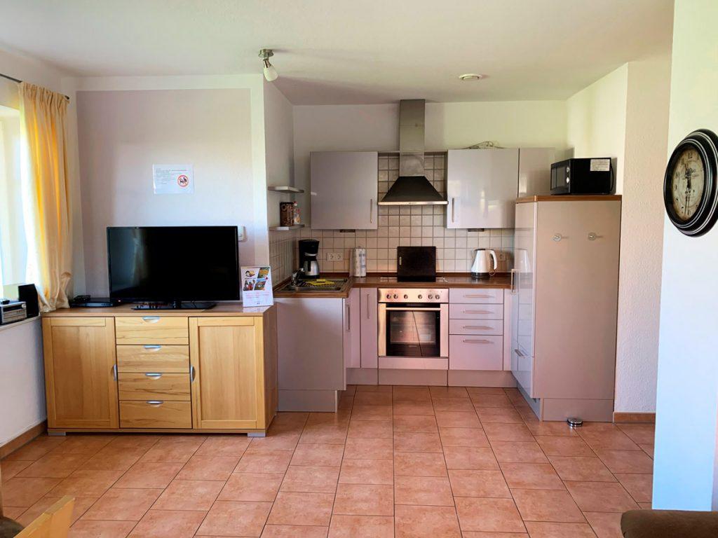 Erdgeschoss-Küchenbereich