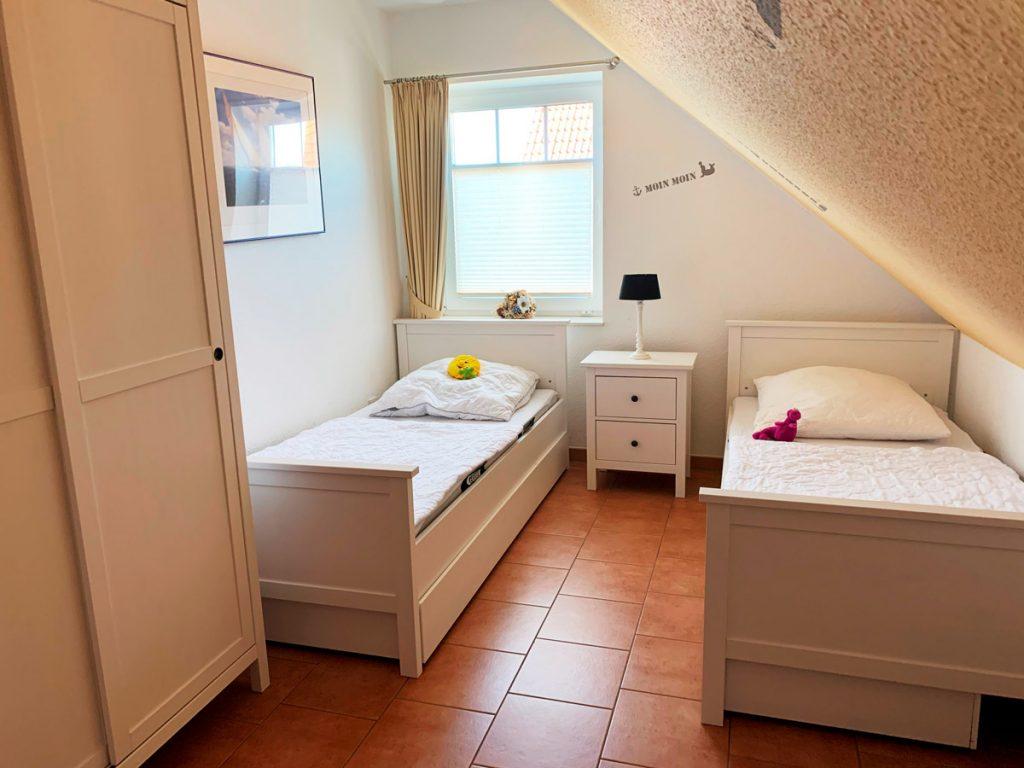 Obergeschoss-Schlafzimmer