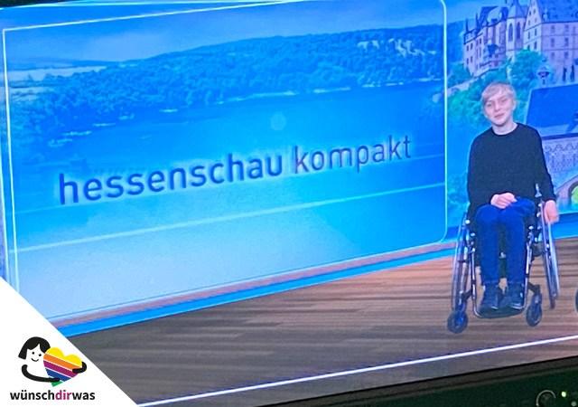 Pauls Wunscherfüllung - hessischer Rundfunk