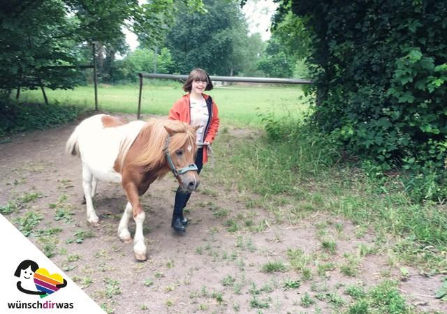 Catharina Wunscherfüllung Pferdetherapie