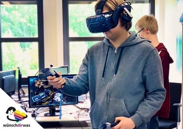Niklas Wunscherfüllung - Gaming Programmierung