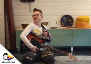 Maximilian Musiktherapie wuenschdirwas